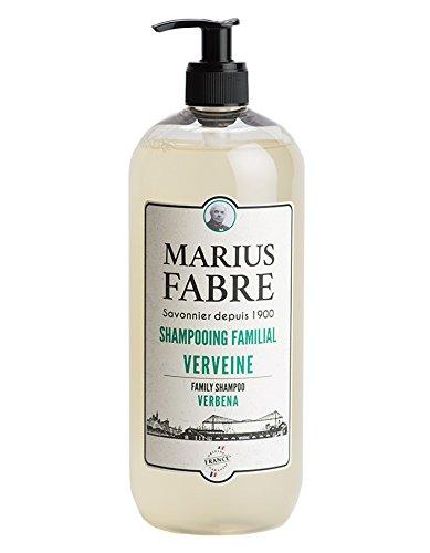 Marius Fabre - Shampoo für die ganze Familie Verveine (Eisenkraut) 1L
