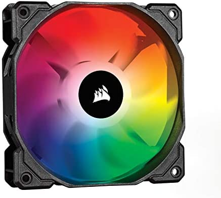Corsair iCUE SP120 RGB Pro Performance 120mm Fan Single Pack product image