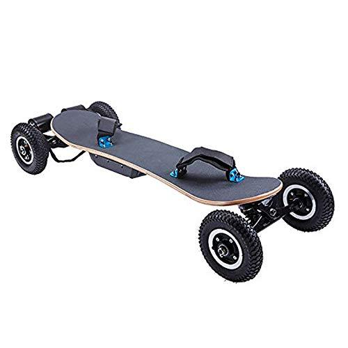 WOTR Off Road Skateboard électrique, 1650W motorisé Montagne Longboard avec Dual Motors -...