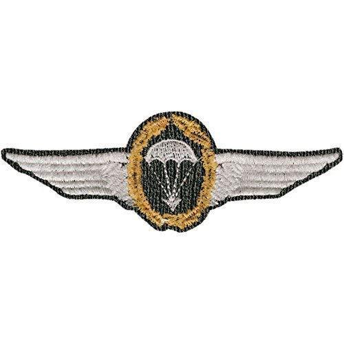 AUFNÄHER - Abzeichen - Fallschirmspringer - 00402 - Gr. ca. 11,5 x 4,5 cm - Patches Stick Applikation