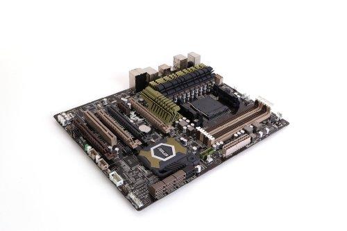 ASUSTek AMD Scket AM3+for FX™ ATXマザーボード SABERTOOTH 990FX
