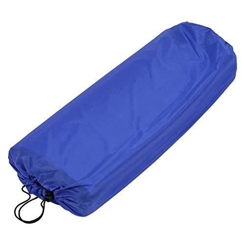 SALUTUYA Colchoneta de Camping Plateada para Deportes al Aire Libre, Senderismo, mochilero, Viajes, para Actividades al Aire Libre, para Servir como Aislante en el Parabrisas del(2 * 2M)