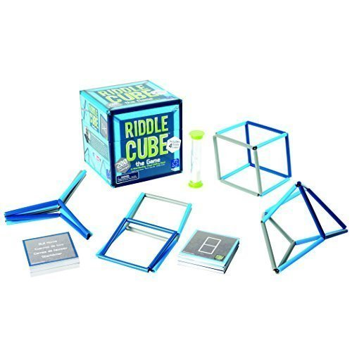 Educational Insights RiddleCube The Game