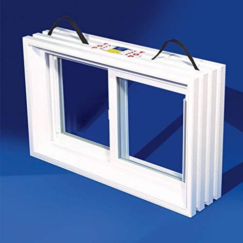 Window 31-7/8x16 Wht