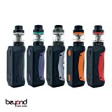 【BeyondVapeJapan】電子タバコ スターターキット【Geek Vape】Aegis Solo Kit 100W with Cerberus Tank Black