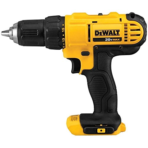 Dewalt DCD771B 20V MAX Cordless Lithium-Ion 1/2 inch Compact Drill Driver - Bare Tool