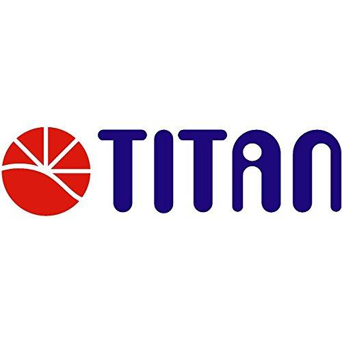 Titan TTC-004T2B(3C/3P) Lüfter, Titan TTC-004T2B(3C/3P), Radial Slotlüfter mit niedriger Bauhöhe, mit Doppelkugellager, für 1HE/2HE-Gehäuse geeignet