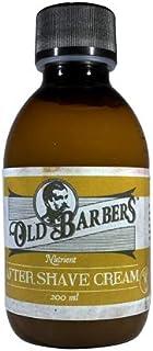 Old Barber´s odżywiający/uspokajający krem po goleniu – Made in Italy – 200 ml