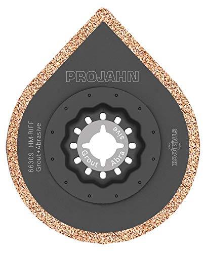 Bosch Professional Scie segment murale carrelage, joints et /Ã/©poxy//fibre de verre, souples pour outil multifonction Star Lock Max, Mati 68/Â/RD4