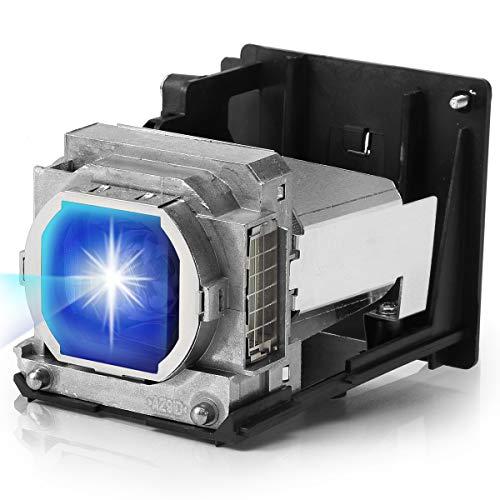 AuKing Beamer Lampe VLT-HC7000LP VLT-HC5000LP Ersatzlampe für Mitsubishi HC6500 HC7000 HC4900 HC5000 HC5500 HC6000 HC6500U HC7000U HC7000GT HC5000(BL) HC6000(BL) Projektor Beamerlampe