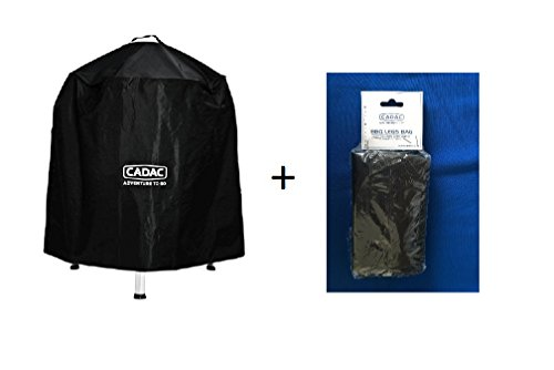 Cadac Carri Chef 2 BBQ Cover + Leg Bag