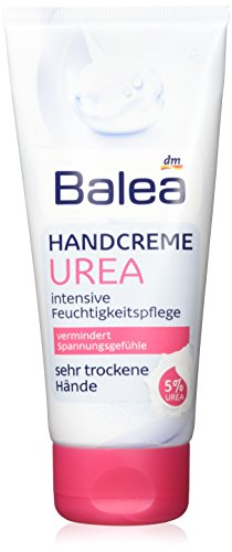 Balea Handcreme Urea, 3er Pack(3 x 100 ml)