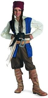 Captain Jack Sparrow Classic Costume