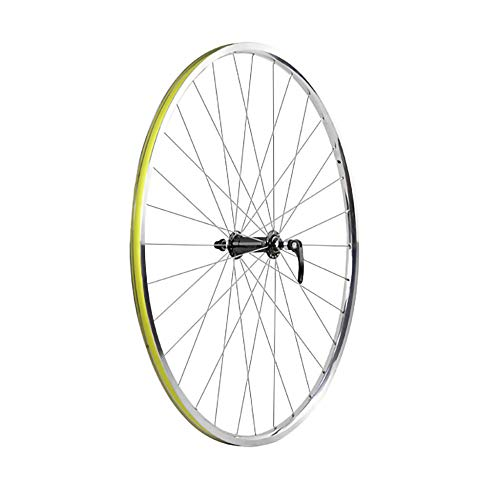 Fahrrad Laufradsatz Rennrad Vorderrad Hinterrad Silber Aluminiumlegierung Doppelwand Felge Schnellspanner 6,7,8,9,10 Geschwindigkeit Kompatibel Agil / 700C / Rear wheel