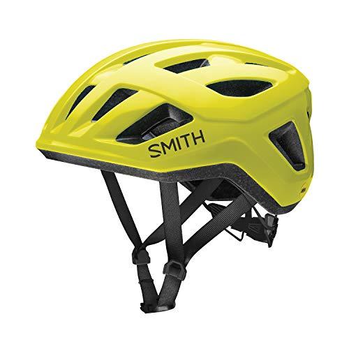 Smith Optics Signal MIPS Men's MTB Cycling Helmet (Neon Yellow, Medium)