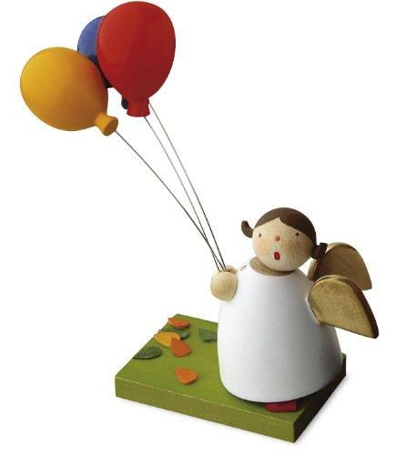 Reichel Schutzengel mit 3 Luftballons N43110