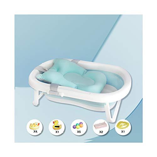 Klappbadewanne, Kinderbadewanne, Babybadewanne, Haushalt, Neuausstattung, erhöhte Badewanne, verdickte Badewanne-2