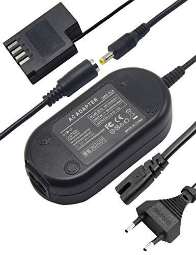 Smartpow DMW AC8 DMW DCC12 - Adaptador de CA para cámara Panasonic...