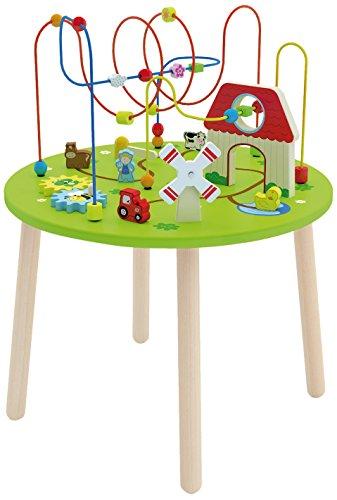 Viga Toys - 50670 - Table d'activités - Circuit de Motricité