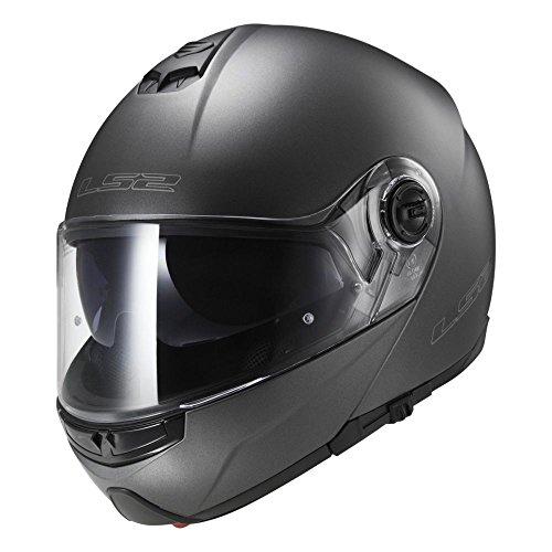 LS2Helm Moto FF325 XXS titan