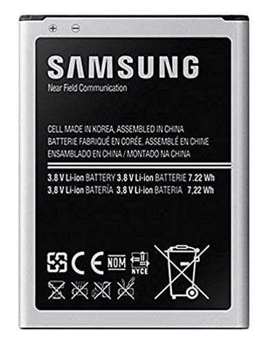 Samsung Original Akku B500BE für Galaxy S4 Mini 1900 mAh schwarz