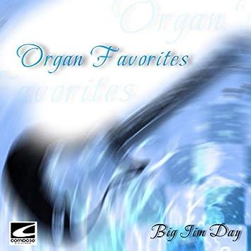 Organ Favorites