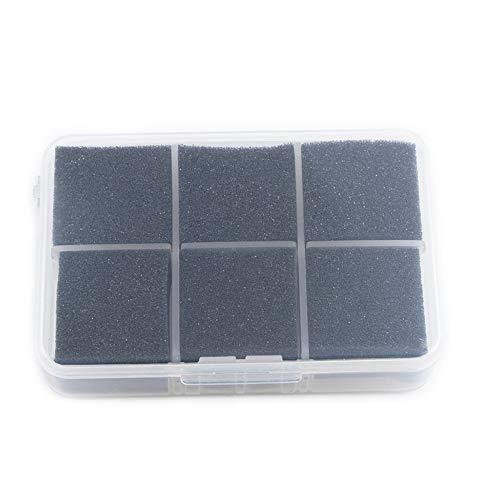 3D-Drucker Zubehör 1,75/2,85/3,0 mm Verbrauchsmaterialien Reiniger Asche Werkzeug Block Pla Verbrauchsmaterialien Reiniger Asche Werkzeug Block Pla