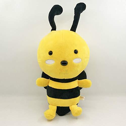 Plüschspielzeug 20 cm Kawaii Biene Biene Apis Insekt Gefüllte Spielzeug Triver Gefüllte Tiere Puppe Baby Kinder Kinder schlafen Toys Geburtstagsgeschenk Wohnkultur Shuanghao.