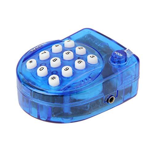 YANGZILING QUELLIA QL-2008 Genius Mini teléfono de Manos Libres del teléfono, Tamaño:...