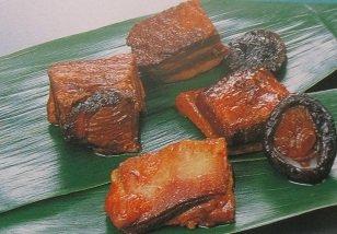 徳用 豚角煮 1kg ( 約30ケ ) 冷凍 業務用