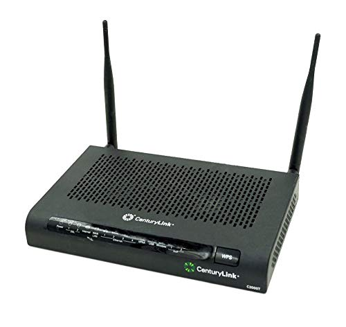 powerful CenturyLink Technicolor C2000T 802.11N ADSL2 + VDSL Combo Modem Router (Updated)