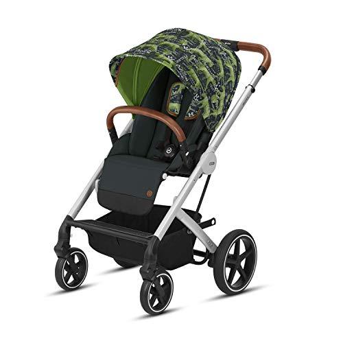 CYBEX Gold Kinderwagen Balios S, Ab Geburt bis 17 kg (ca. 4 Jahre), Respect