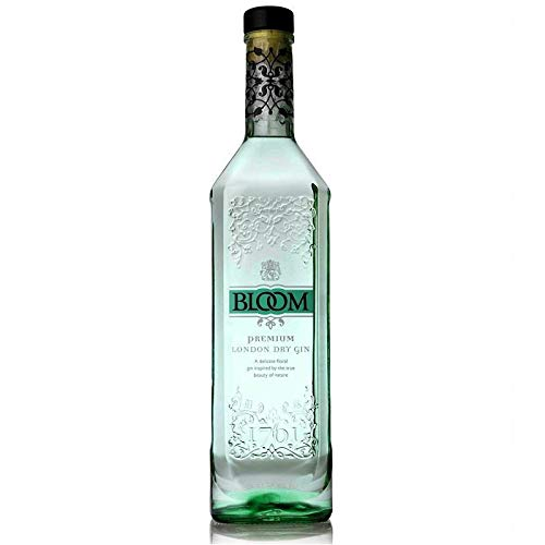 GREENALL'S BLOOM PREMIUM LONDON DRY GIN - 70CL