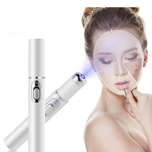 SunshineFace pluma de acné de terapia de luz máquina de eliminación de manchas oscuras de pecas de rayos azules instrumento de eliminación de manchas oscuras de belleza de cara de piel