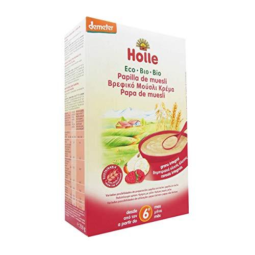 HOLLE - PAP MUESLI 250GR HOLLE
