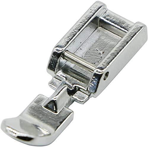 Stormshopping Durable Schmale Clip-on-Zip Reißverschluss Nähfuß für Brother,JANOME, Singer, Toyota,Haushaltsnähmaschinen