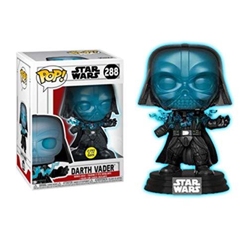aucun POP Funko Star Wars Darth Vader Electrocuted 288 Glows in The Dark (no Sticker)