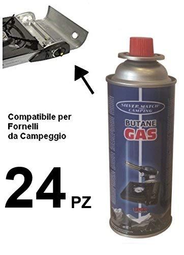 Gaskartusche 1 A pour réchaud camping réchaud 227 g 20 x gaskartuschen MSF