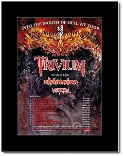 Best trivium tour poster Reviews