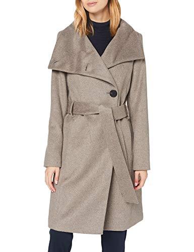 ESPRIT Collection Damen 090EO1G328 Jacke, 240/TAUPE, XL