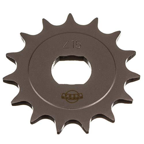 Antriebskettenrad, Ritzel - KR51/2, S51, S70, SR50, SR80 - 15Z - 15 Zähne (1.Qualität)