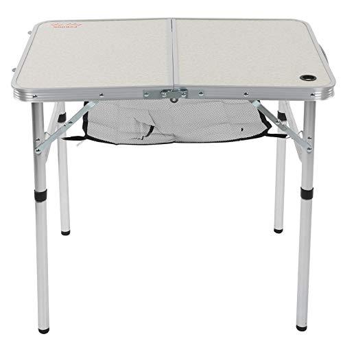 Omabeta Mesa plegable al aire libre portátil que acampa ligero para al aire libre para barbacoas
