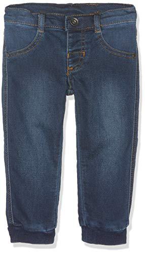 MEK Baby-Jungen Pantalone Jeggings Hose, Blau (Stone Wash 01 148), 92 (Herstellergröße: 24M)