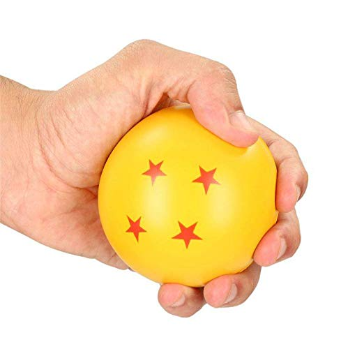 DRAGON BALL- Figura Estrés 4 Stars Stress Ball Official Merchandising Muñecas (DIRAC 1) , color/modelo surtido