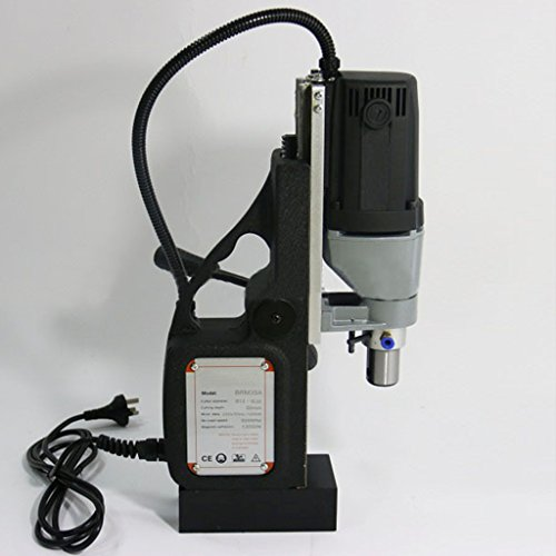 %33 OFF! Rhegene Industrial New 110V Electric Power Magnetic Force Drill Press Electro-Mag Base Annu...