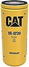 Caterpillar 1R0739 1R-0739 Engine Oil Filter Advanced High Efficiency Multipack (Pack of 5)
