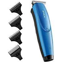 RTICS Cordless Rechargeable Ceramic Hair Trimmer for Men