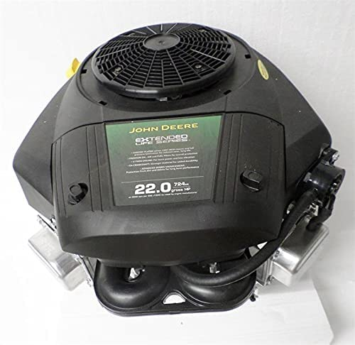 discount Briggs & Stratton 44S677-0018 Professional Series 22 HP 724cc outlet online sale V-Twin Engine 1 x 3-5/32 online sale 9 Amp online