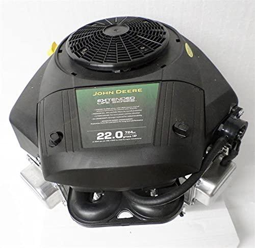 Briggs & Stratton 44S677-0018 Professional Series 22 HP 724cc V-Twin Engine 1 x 3-5/32 9 Amp