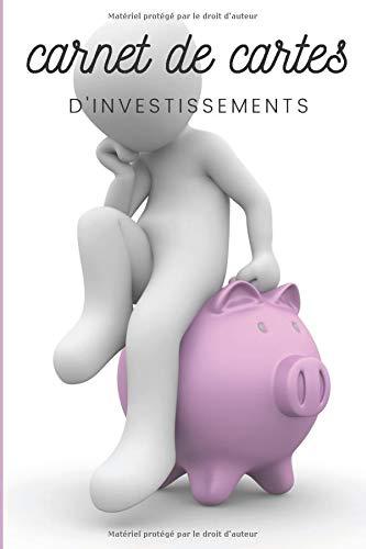 Carnet de cartes d'investissements: Livre pour pokemon - Carte magic - Booster Yu-Gi-Oh - Carte dragon ball -Idee cadeaux -121 Pages